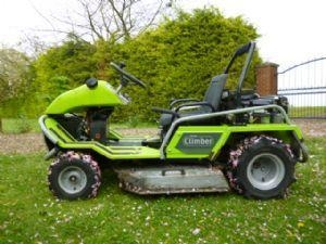 Buy Rotary Mowers GRILLO CLIMBER BANK MOWER BUSH CUTTER 2010 360 HOURS at wholesale prices