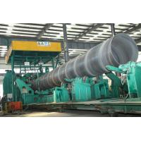 Quality Petroleum Line Pipes (Spiral Submerged Arc-Welded Steel Pipe) for sale