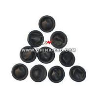 China Black conductive finger cot on sale
