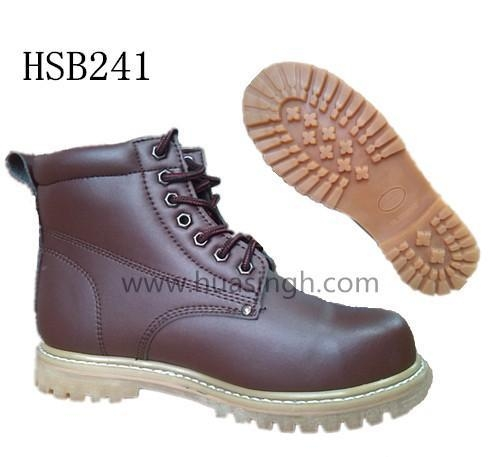 Buy Hotselling Product cheap price top levels Goodyear sole safety work boots at wholesale prices