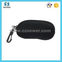 Quality Newest style low price neoprene waterproof soft glasses bag for sale