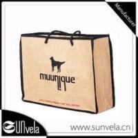 Quality new product custom recyclable shopping bag? for sale
