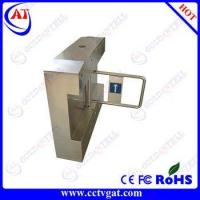 Quality Stainless steel entrance durable automatic swing turnstile mechanism for sale