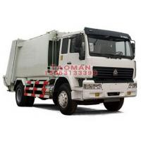 Quality Special Truck HOWO Garbage truck ZZ1167M4611 for sale