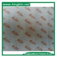 Personalized printable cream tissue paper for garment packing