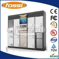 Quality Electronical Luggage Locker / Intelligent Logistic Parcel Delivery Locker for sale