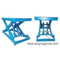 Quality Stationary Scissor Lift Table for CNC Machine for sale