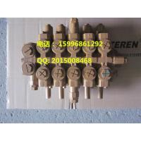 Quality XCMG Grader Parts English GR215 HUSCO Valve 5000-164 5000-165 803010947 for sale