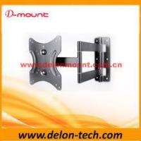 Quality retractable 360 degree swivel lcd tv wall mount led bracket for sale