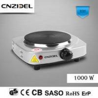 New crafts cnzidel propane 1000w single cast iron plate burner