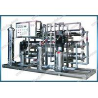 Quality Pure Water System Commercial Pure Drinking Water Treatment for sale