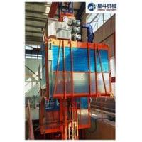 China Frequency Inverter Construction building material and passenger elevator on sale