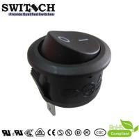 Quality KAN-B2-SW25P71V-B 2 pins ON-OFF SPST rocker switch used for panasonnic vacuum cleaner for sale