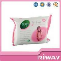 Quality Cheap cleansing face wipes, feminine intimate wipes for sale