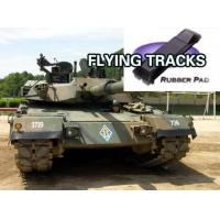 Quality Tank and Armored vehicle Rubber PadModel No.:Rubber Pad for sale