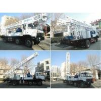 Quality 200m deep portable water drill rig BZC200CA truck mounted drilling rig for sale