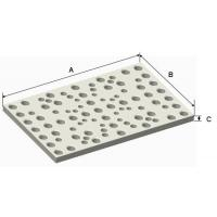 Buy cheap Three dimensional flexible fixture Flange locating plate from wholesalers