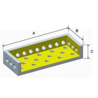 Buy cheap Three dimensional flexible fixture L type square box from wholesalers