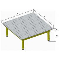 Buy cheap Three dimensional flexible fixture Base platform from wholesalers