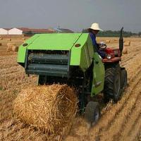 China self-propelled mini hay round baler machine on sale