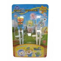 Pororo, The Little Penguin Two Stage Right Handed Edison Chopsticks