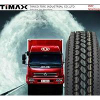 Quality TIMAX semi truck tire 295/75R22.5 TX39 DOT Smartway for sale