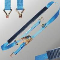 Quality Polyester Webbing Slings Lashing strap/belt,belt straps for car transportation for sale