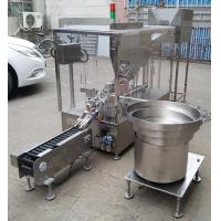 Quality Packing line TP-40 Effervescent Tablet tube filling capping machine for sale