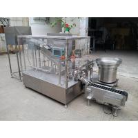 Quality Packing line Automatic Effervescent Tablet Tube Filling Capping Machine for sale