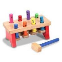 Quality Deluxe Pounding Bench from Melissa & Doug for sale