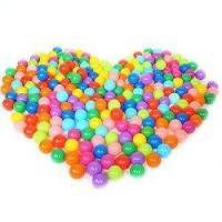 Quality Honory 200pcs Colorful Ball Fun Ball Soft Plastic Ocean Ball Baby Kid Toy Swim Pit Toy from Honory for sale
