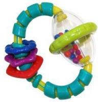 Quality Bright Starts Grab And Spin Rattle by KIDS II for sale