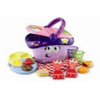 Quality Leapfrog Shapes And Sharing Picnic Basket from LeapFrog for sale