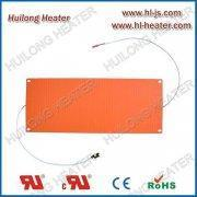 Quality Silicone rubber Name:Silicone heater for electric battery for sale