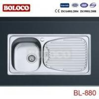 Quality welding kitchen sink BL-880 for sale