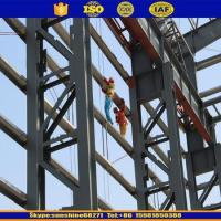 China Steel structure frame prefabricated steel roof truss design of steel buildings on sale