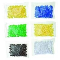 Quality Colored plastic bead for sale