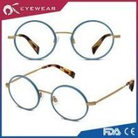 Quality NEW ARRIVAL Wholesale handmade brand optical eyeglass frame for sale