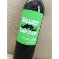 Quality Waterproof Wine Label for sale