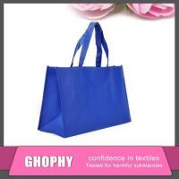 Quality Reusable Shopping Bag With Zipper, Non Woven Bag With Zipper for sale