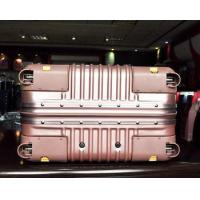 Quality 2016 shanghai factory luggage with retractable for sale