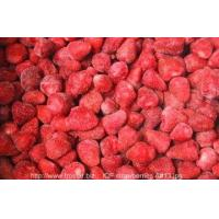 Buy cheap IQF Frozen Berries IQF strawberries A#13 from wholesalers