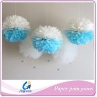 Buy cheap Wedding tissue paper Paper Pom Poms from wholesalers