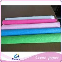 China gift wrapping crepe paper Model No.: JY-1303 on sale