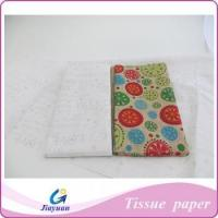 Buy cheap colored printed packing paper for gift Model No.: JY-1401 from wholesalers
