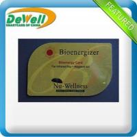 Quality Anti Radiation Bio Energy Card Manufacturer for sale