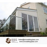 Quality Tempered laminated Building glass for sale