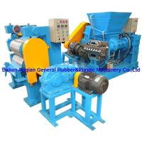 Quality Double Conical-Screw Extruding Sheeter for sale