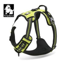 Quality Product: Front Range Comfortable 3M Reflective Soft Mesh Dog Harness for sale