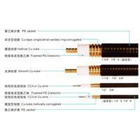 Quality Radio Frequency Corrugated Copper tube Coaxial Cables(50ohms) for sale